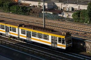 Atac Rome Giardinetti railway connecting Laziali with Giardinetti photo