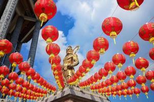Lok kok si temple. Chinese Temple Penang Malaysia. photo