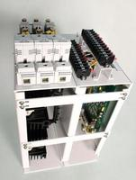 Electronic board for computer and electronic control units. photo
