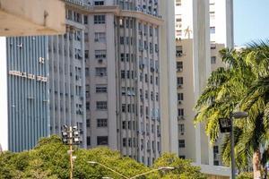 Buildings in the center of Rio de Janeiro, Brazil photo