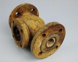 Lime waters cause pipes to clog and decay photo