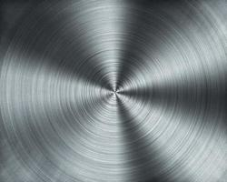 Metal forming from CNC Lathing machine texture photo