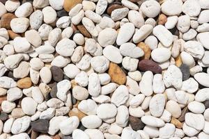 fondo de piedras de mar foto