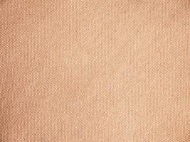 Brown fabric texture from surface plywood textile photo