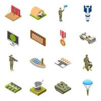 Military Forces Concepts vector