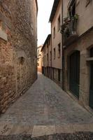 Street in the old town photo