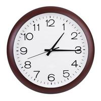 Clocks shows fifteen minutes of the second photo