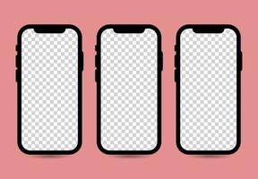 Realistic phone ,mockup vector