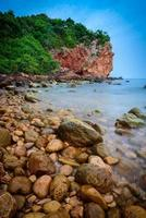 Beautiful natural seascape in Thailand photo