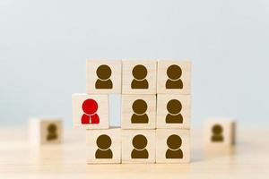 Human resource management and recruitment business photo