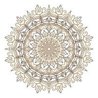 Mandala Graphic Art vector