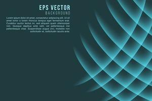 Blue abstract text background with shiny gradient effect eps vector