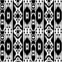 Boho Seamless Pattern vector
