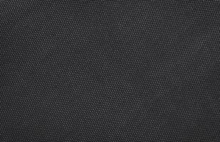 Fondo de textura de seda de lona de tela negra foto