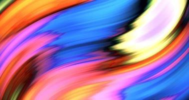 abstrakta ljusläckor kladdar ut film video