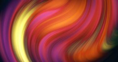 flerfärgad belysning smetar ut bilder video