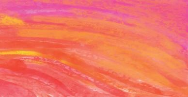 Realistic multicolored painted watercolor abstract background - Vector
