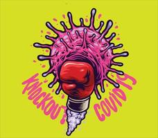 knock out covid-19 vector