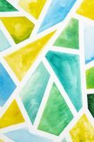 Close up details watercolor texture photo