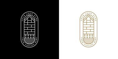 Home line logo .vector logo vector