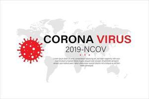 Coronavirus nCoV denoted is single-stranded RNA virus vector