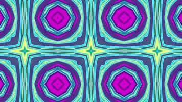 abstrakt mångfärgad textur bakgrund kalejdoskop video
