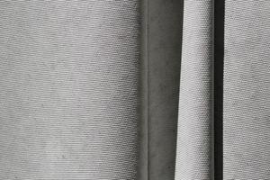 Fondo de textura de tela de lona arrugada foto
