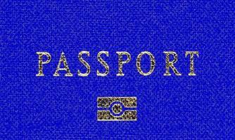 ePassport electronic passport photo