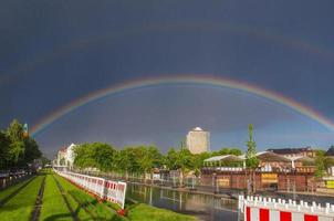 arcoiris sobre berlín foto