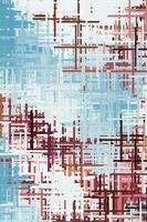 Colorful abstract grungy background vector