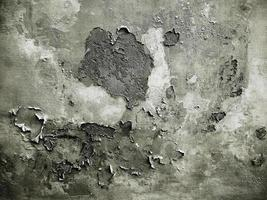 Grunge old wall with moisture photo