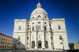 panteao nacional pantheon landmark old cathedral church  in lisbon portugal photo