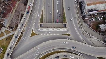 Autobahn-Verkehrsantenne video