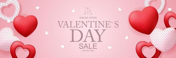 feliz dia de san valentin fondo de venta, cartel, tarjeta vector