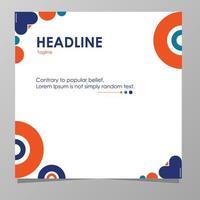 book cover template design, retro style book cover photo