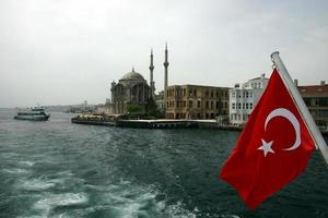 Images of Bosphorus and magnificent Istanbul photo