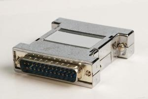 Parallel port hardlock for software photo