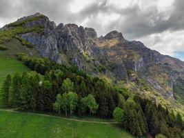 Mount Resegone summit peaks photo