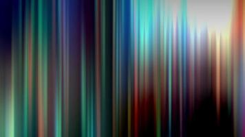 animation organic rainbow gradient lines. 4K vertical colorful background video