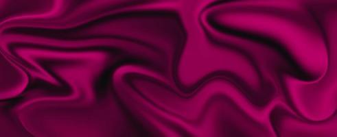 Wavy folds grunge silk texture, elegant wallpaper design background photo