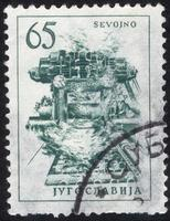 Turkey, 2021 - Vintage Russian postage stamp photo
