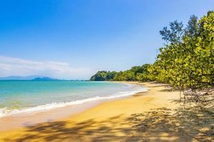 Aow Yai Beach on Koh Phayam island, Thailand, 2020 photo