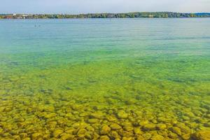 Lake Constance or Bodensee, Thurgau, Switzerland photo
