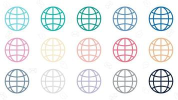 web sign clipart vector