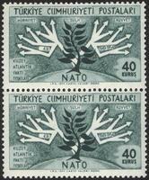 Turkey, 2021 - Vintage Turkey postage stamp photo