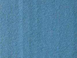 Blue cardboard texture background photo