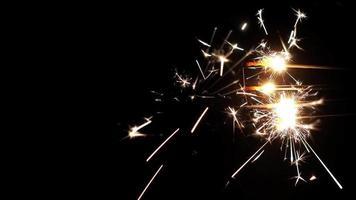 Bengal Burning Firework video