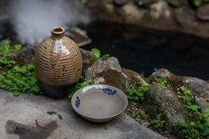 Utensils and bowls for Chinese wine pottery photo