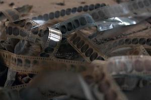 Film Negative Strip photo
