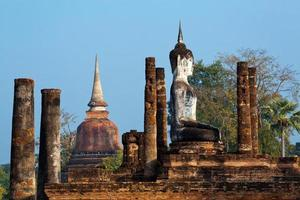 Sukhothai Historical Park, Thailand, World Heritage Site, UNESCO. photo